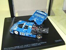 PORSCHE 956 LH N°21 LE MANS 1983 HPI RACING 1:43 Arrivée 3ème
