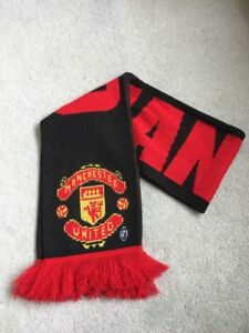 2a1fd10ce17 Image is loading OFFICIAL-Manchester-United-Man-Utd-Red-Devil-Scarf-