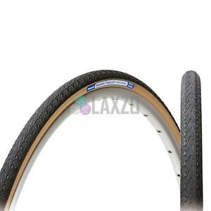 Panaracer-PT-Pasela-Cable-Perle-Pneu-26x1-5-034-Ambre-Velo-Bicyclette