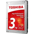 Official Toshiba 3tb P300 Hard Drive - 7200 RPM