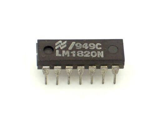 LM 1820n,1820 N 1x IC lm1820n l237
