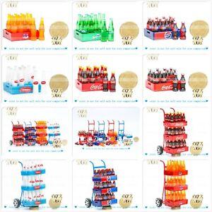 Coles-Little-Shop-2-Mini-Coke-Crate-coco-cola-Miniature-1-12-OZZ-TOY