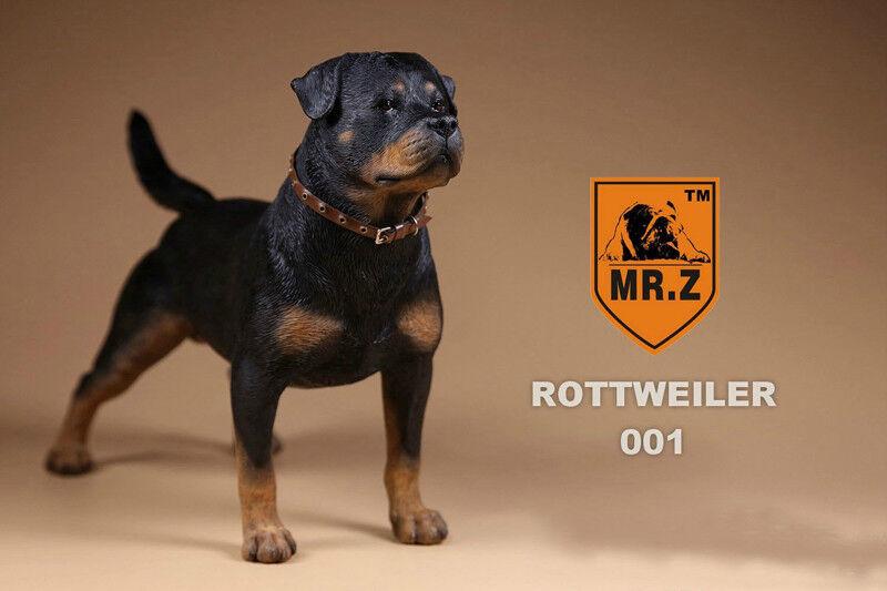 Mr.Z 1 6 Germany redtweiler Animal Series Dog Dog Dog Police Dogs 001 Figure Model HOT b96f3c