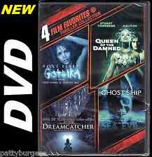 Horror/Thriller Quadruple Feature: (DVD)Gothika, Dreamcatcher (Stephen King)