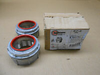 2 Myers St-8 St8 3 Basic Hub Zinc = Thomas & Betts H300-tb H300tb Box Of 2