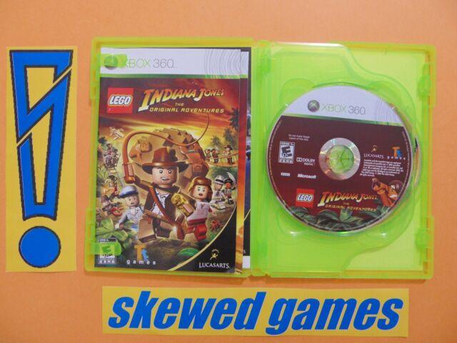 Lego Indiana Jones And Kung Fu Panda Combo - Pack - XBox 360 Microsoft