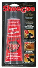 Shoe Goo-Black-Adhesive Sealant Glue Repair for Boots,Sneakers, Leather, Laces