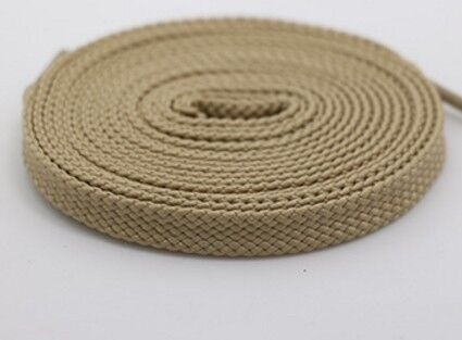 FLAT 47 Inch Athletic Shoelaces For Sneakers Canvas Shoe Laces Strings 28 Colors