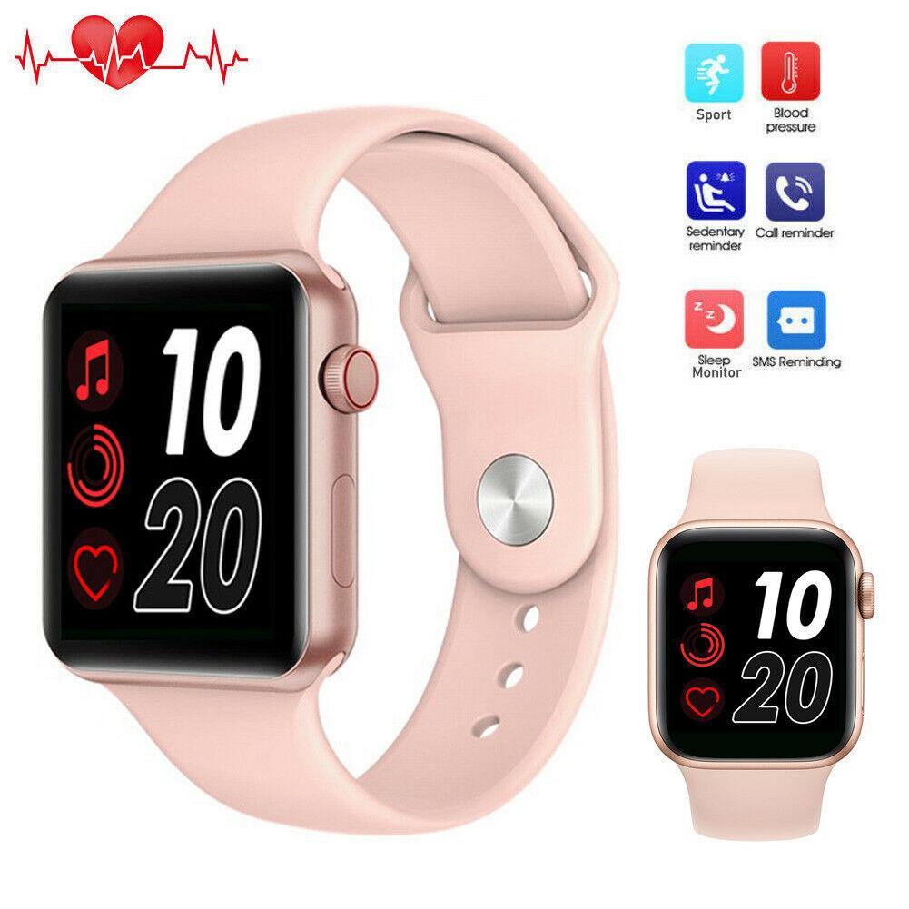 Women Girls Smart Watch Heart Rate Sleep Monitor for Samsung S20 Ultra S10e S10+ Featured for girls heart monitor rate samsung sleep smart watch women