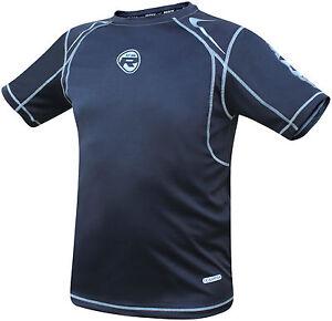 RDX Gym Mens Top Training T Shirt Tank Vest BodyBuilding MMA Boxing Football RD