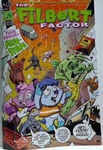 Filbert-Factor-1-American-Mythology-Comics-1st-Print-2018-FCBD-reject-NM