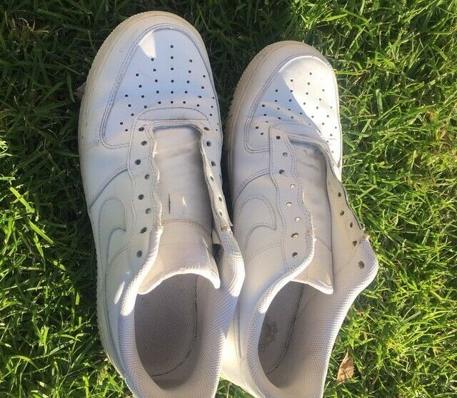 Mens nike air force ones size 11