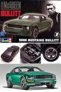 discontinued-revell-Special-Edition-1-25-08-Mustang-Bullitt-Plastic-new-in-the-b