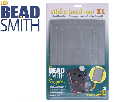 Beadsmith Extra Large Double Sided Sticky Bead Mat