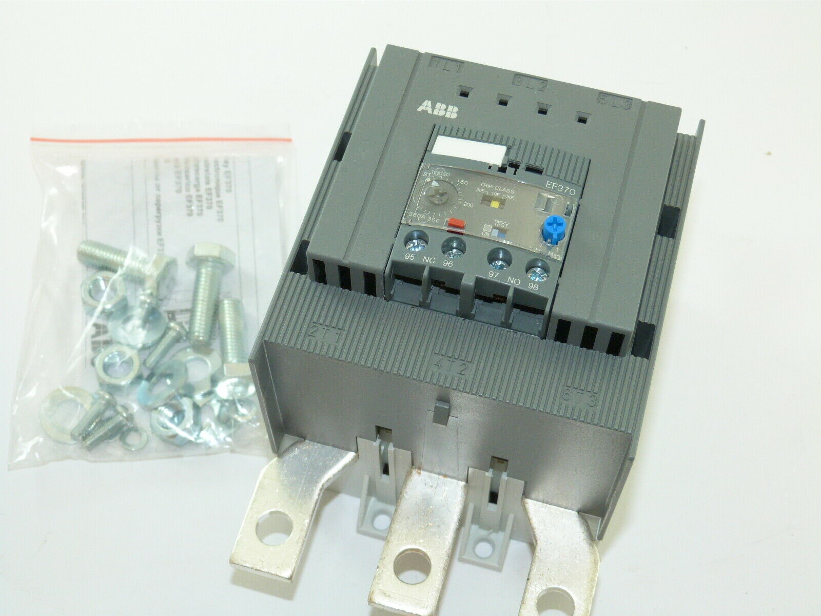 Limited special offer ABB Ef370-380 Electronic Overload