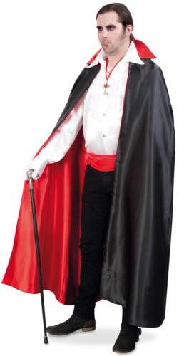 Dracula Deluxe Vampire Cape Halloween Costume Carnaval 48-54