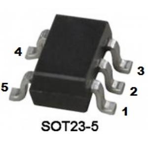500mA 50V NPN PNP Dual Bipolar Transistor DME201020R Common Emitter SMD SOT23-5