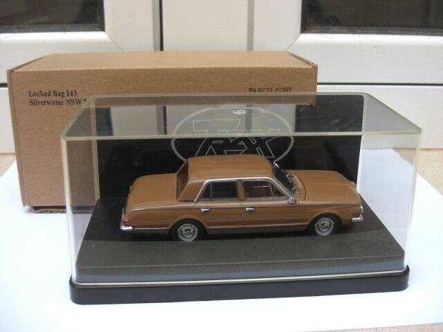 Chrysler AP5 Valiant Regal Hardtop 1963 TRAX TR80 1 43 MIB n holden BEAUTIFUL