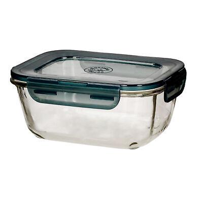 FRISCHHALTEDOSE Aufbewahrungsbox GLAS Frischhaltebox BORMIOLI ROCCO 1,3 L