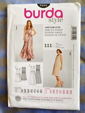 Burda-6520 Burda Ladies Sewing Pattern 6520 Shirt Dresses