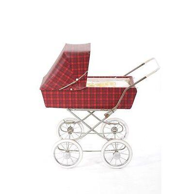 schöner alter Puppenwagen, Kinderwagen DDR, Top Deko Spielzeug