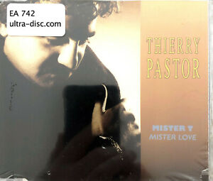 Thierry-Pastor-Maxi-CD-Mister-T-Mister-Love-France-M-M-Scelle