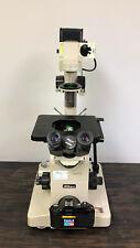 Nikon Diaphot Microscope Amp 2 Objectives 4x 10x With Fg 20 Camera