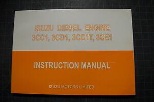 isuzu 6bb1 workshop manual free