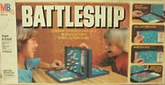 Battleship 1978 Edition-New in Original Factory Shrink Wrap-Free Shipping