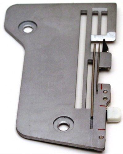 Bernette 004D,006D,007D Serger Needle Plate #A11153340A