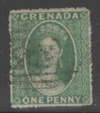 GRENADA SG4 1864 1d GREEN USED