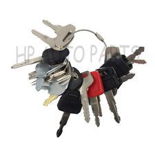 21 Pcs Construction Equipment Ignition Key Heavy Equipment Key Set