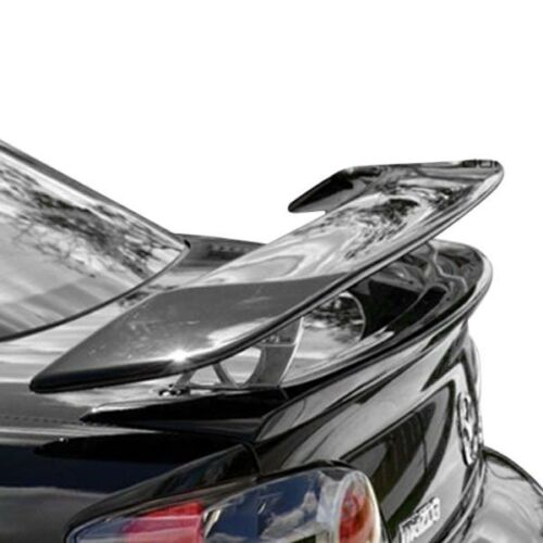 For Mazda RX-8 2004-2011 Duraflex M-1 Speed Style Fiberglass Rear Wing Unpainted