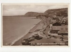 Beach amp Promenade Sidmouth Vintage RP Postcard 065a - <span itemprop=availableAtOrFrom>Aberystwyth, United Kingdom</span> - I always try to provide a first class service to you, the customer. If you are not satisfied in any way, please let me know and the item can be returned for a full refund. Most purcha - Aberystwyth, United Kingdom