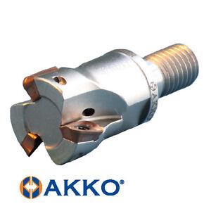 AKKO Schaftfräser für WSP Typ Sandvik R390.11T3 D=25mm