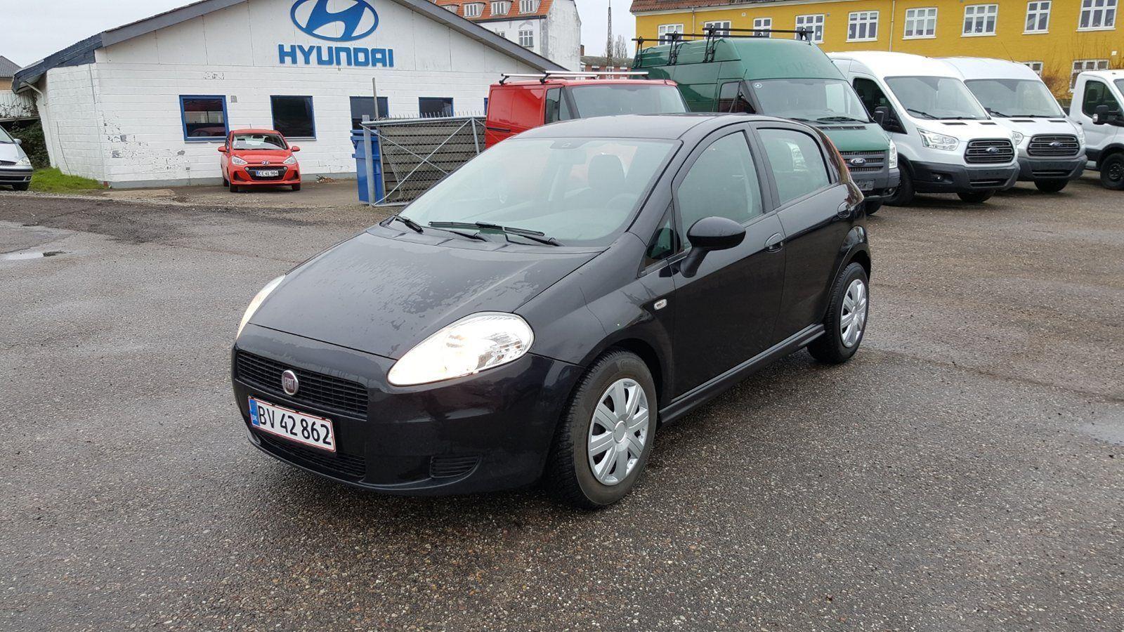 Fiat Punto Evo 1,3 MJT 85 Dynamic 5d - 28.000 kr.