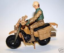 1:18 BBI Elite Force U.S Army Ranger Bike Desert   w/ Figure