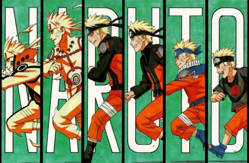 Naruto Poster SKU 24735