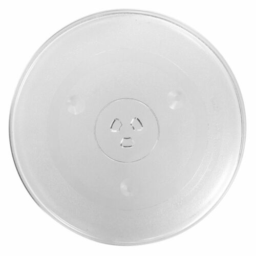 Swan Microwave Glass Turntable Plate 315mm with 3 pips//projections