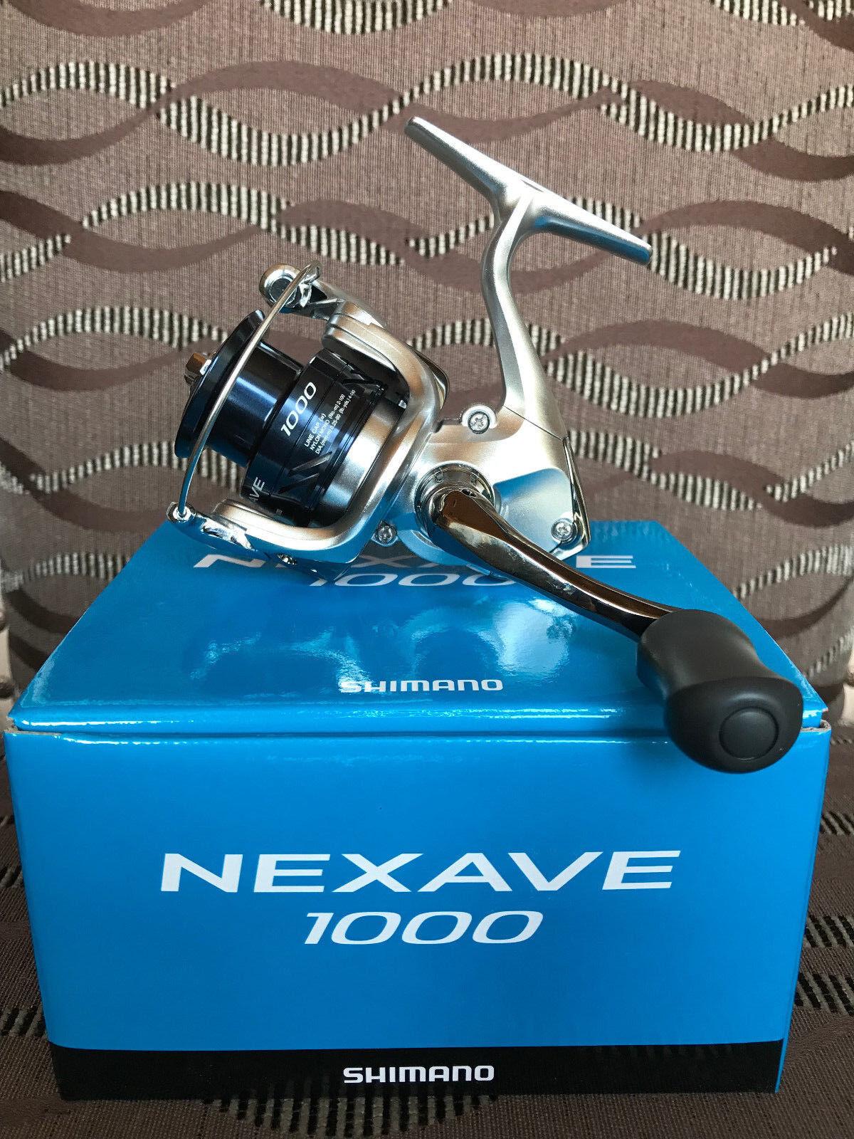 Shimano Nexave 1000 FE spinnrolle spinnrolle spinnrolle 2c9670
