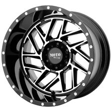 5 Moto Metal Mo985 Breakout 20x10 5x5 18mm Blackmachined Wheels Rims 20 Inch Fits 2012 Jeep Grand Cherokee