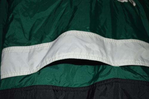 windjack Rare 3 Adidas Dmc Stripe 90's L draagbaar zwart Run groen rw60rqA