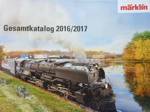 Märklin Katalog 2016//17 D