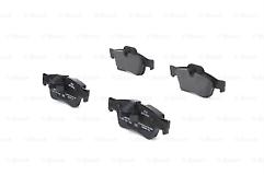 CR-V Mk3 2.2 Diesel /& 2.0 Benzina 06-12 set di pastiglie freno posteriore