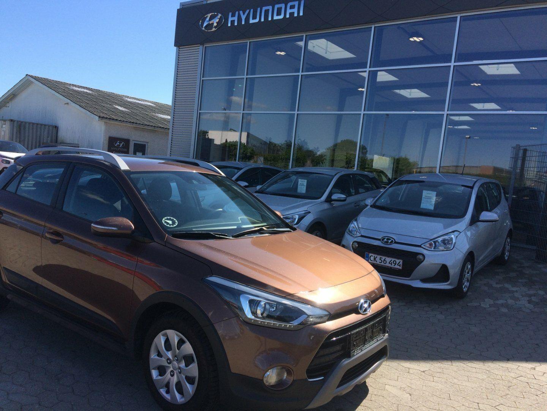 Hyundai i20 Active Cross 1,0 T-GDi Vision 5d
