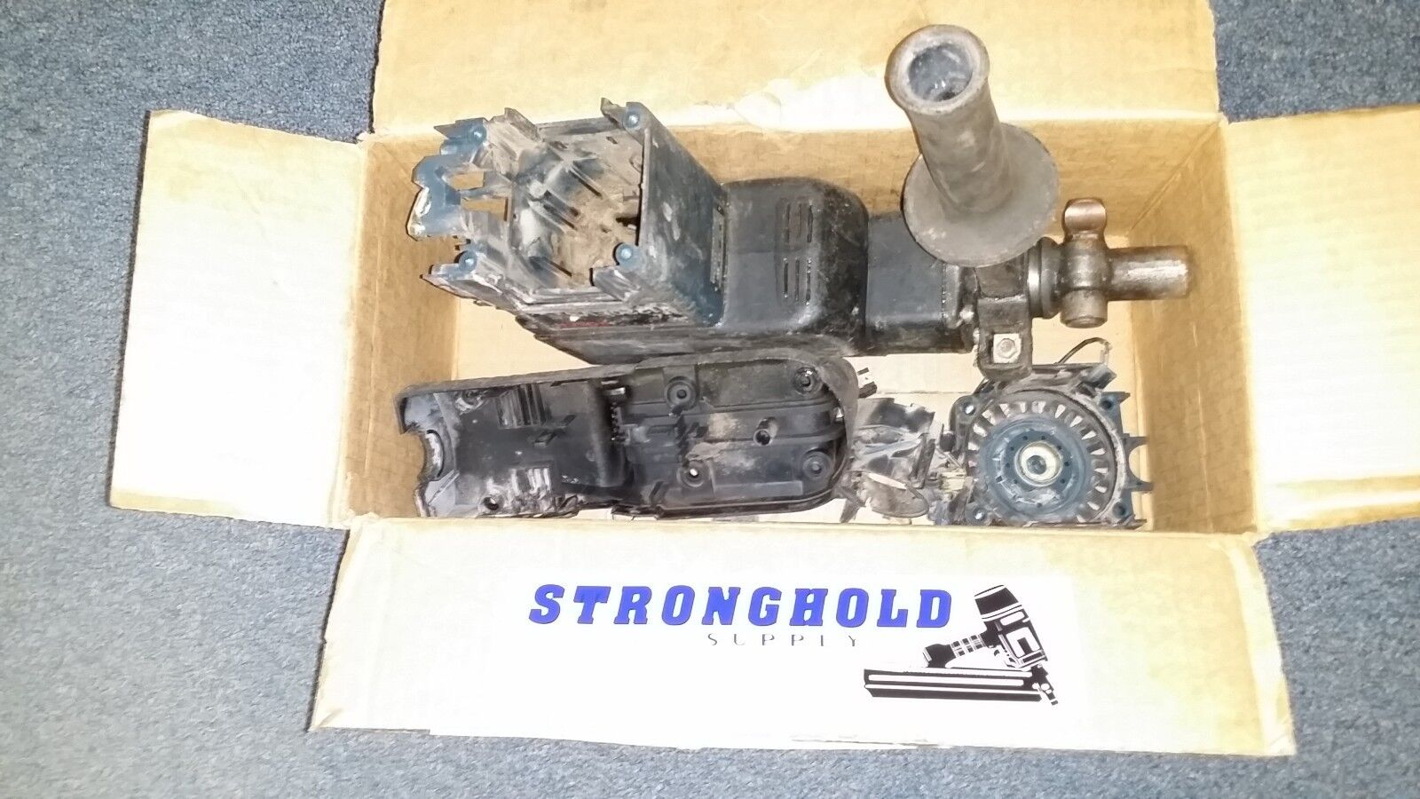 Used 1617000951 IMPACT MECH HSG FOR BOSCH 11220EVS -ENTIRE PICTURE NOT FOR SALE