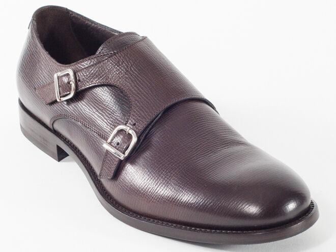 New Baldinini  Dark marrone Pelle Made in Italy Scarpe Taglia 41 US 8