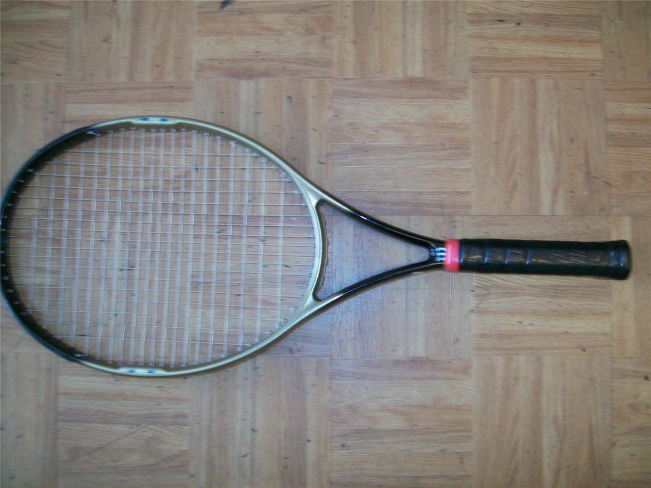 Wilson Hammer 4.0 OS 110 4 3 8 grip size Tennis Racquet