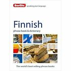 Berlitz Language: Finnish Phrase Book & Dictionary by Berlitz Publishing Company (Paperback, 2014)