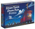 Steam Train Dream Puzzle Lichtenheld Rinker Stationery Miscellane. 9781452125879